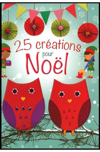 25 créations pour Noël
