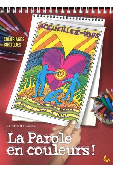 La parole en couleurs ! - Coloriages bibliques