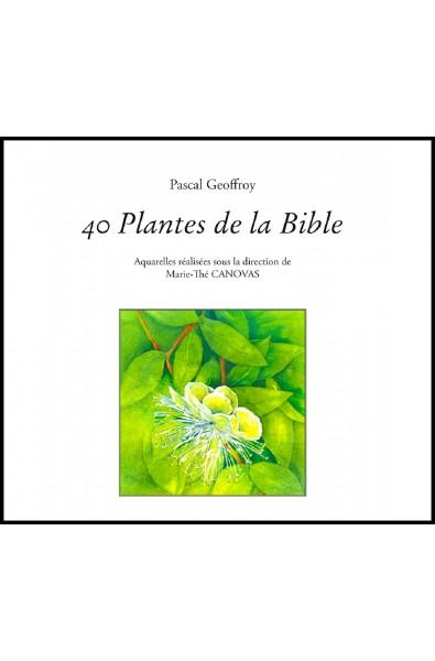 40 plantes de la Bible