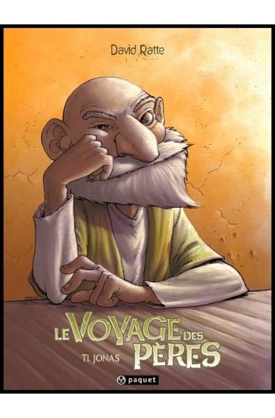 BD - Voyage des pères, Le - 1 Jonas