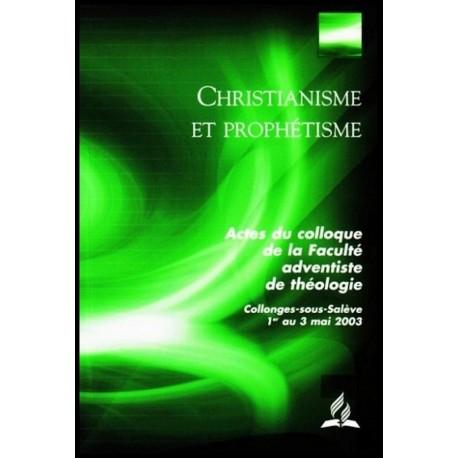 Christianisme et Prophétisme