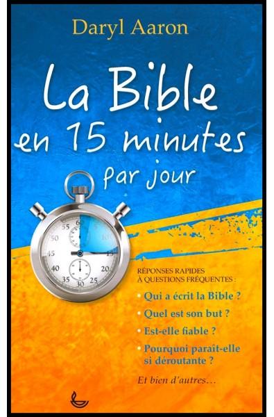 Bible en 15 minutes par jour, La