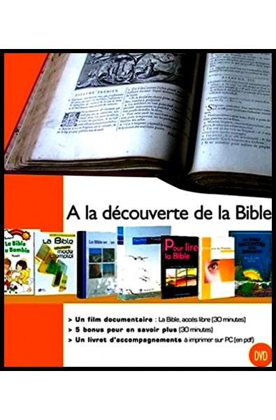 DVD - A la découverte de la Bible