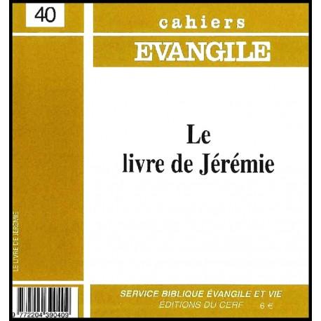 Livre de Jérémie, Le