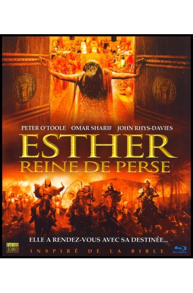 BluRay - Esther, Reine de Perse