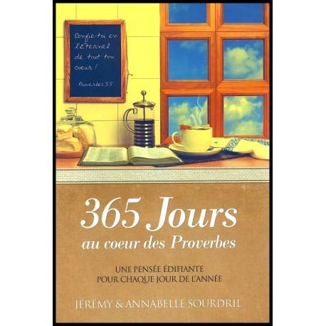 365 jours au coeur des Proverbes