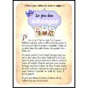 Jeux de cartes - Des petits pas pour bien grandir