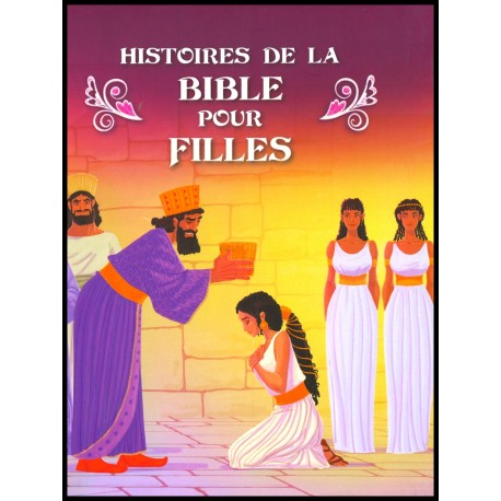 Histoires de la Bible pour filles