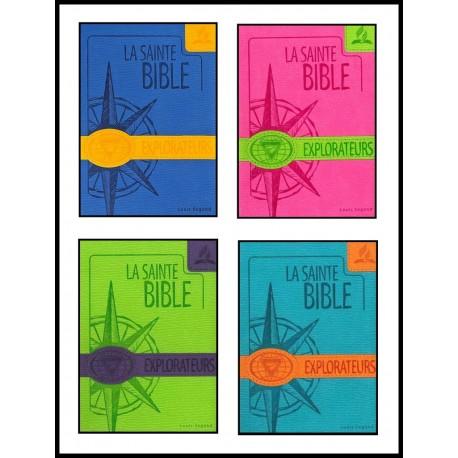 Bible pour les explorateurs