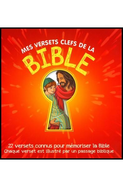 Mes versets clefs de la Bible