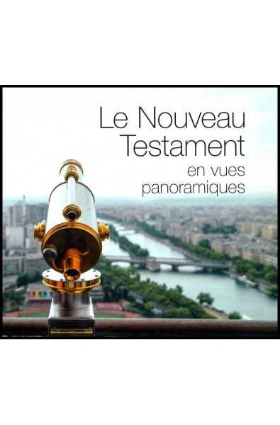 Nouveau Testament en vues panoramiques, Le