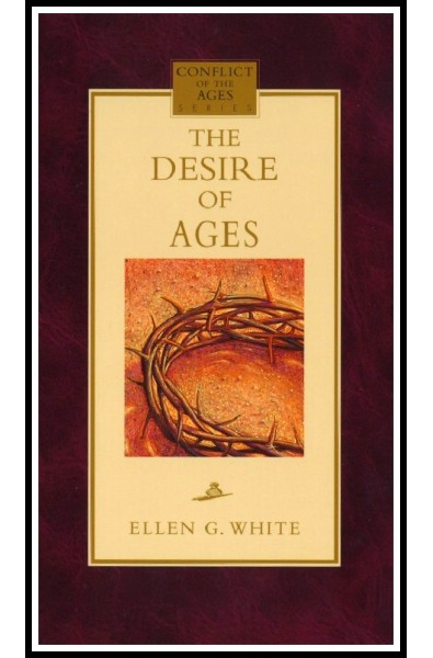 Desire of ages, The - Hard cover