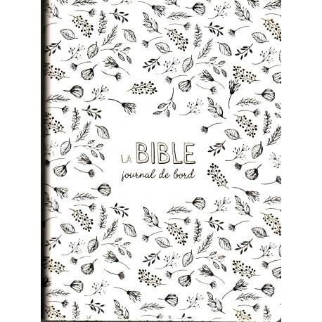Bible Segond 21 Journal de bord grise