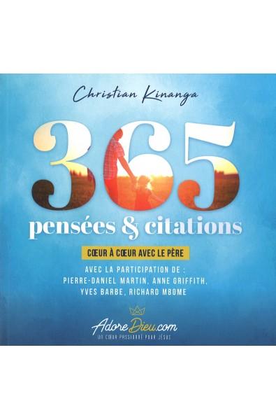 365 pensées & citations