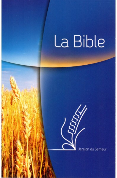 Bible du Semeur 2015 compacte, brochée