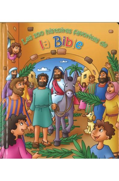100 histoires favorites de la Bible, Les