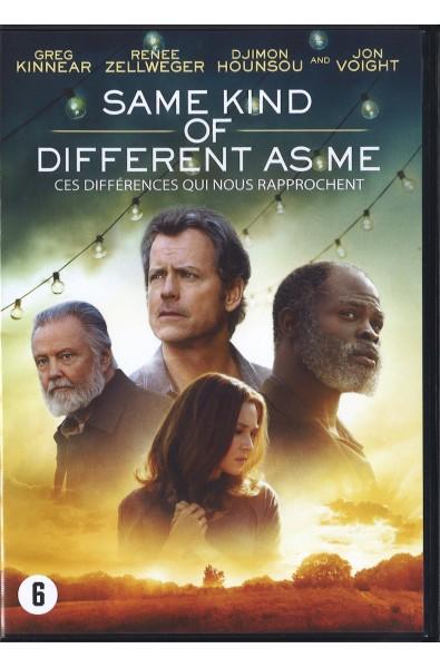 DVD - Ces différences qui nous rapprochent