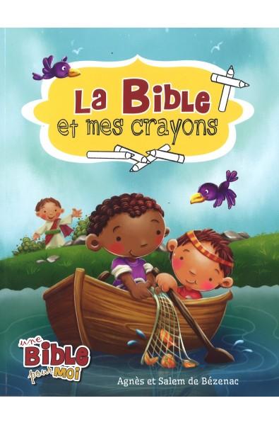 Bible et mes crayons, la