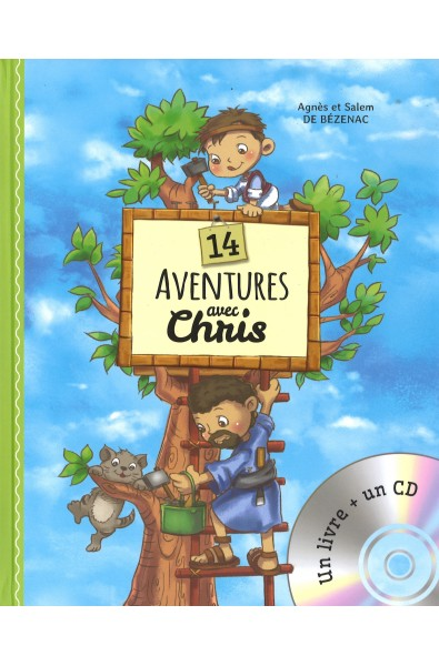 14 aventures avec Chris