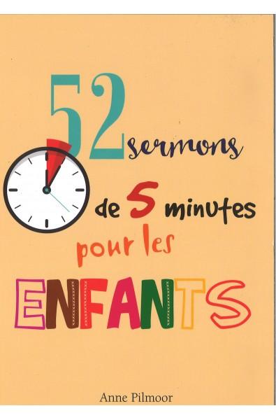 52 sermons de 5 minutes pour les enfants