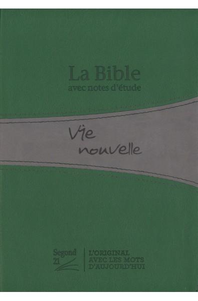 Bible Segond 21 - Vie nouvelle