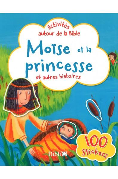 Activités autour de la Bible - Moïse et la princesse
