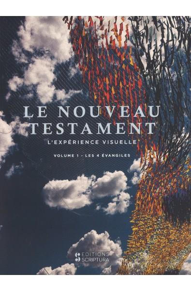 Bible Nouveau Testament PDV - Expérience visuelle