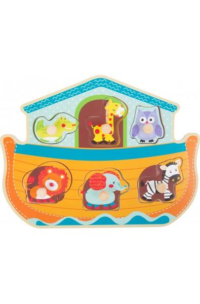 Jeu - Puzzle arche de Noé