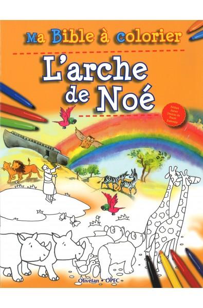 Ma Bible à colorier - Arche de Noé, L'