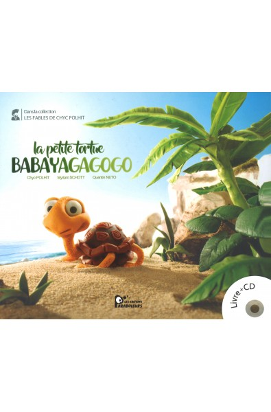 Petite tortue Babayagagogo