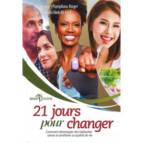 21 jours pour changer