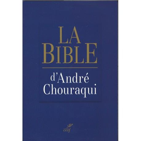 Bible d'André Chouraqui, La