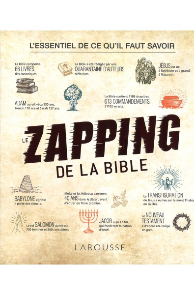 Zapping de la Bible, Le