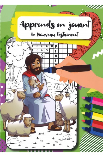Apprends en jouant - Nouveau Testament