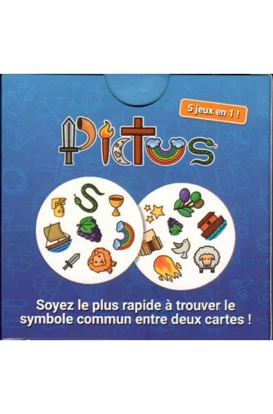 Jeu - Pictus