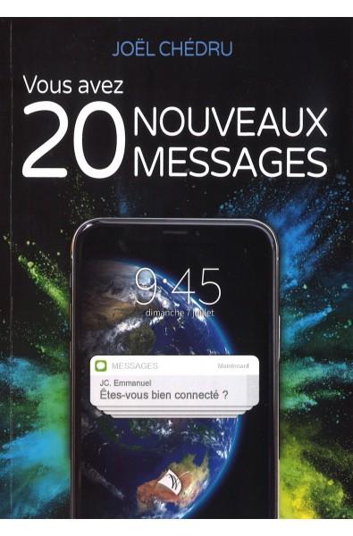 Vous avez 20 nouveaux messages