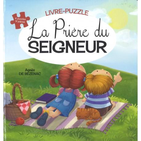 Livre-puzzle - La prière du Seigneur
