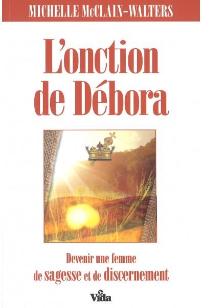 L'onction de Débora
