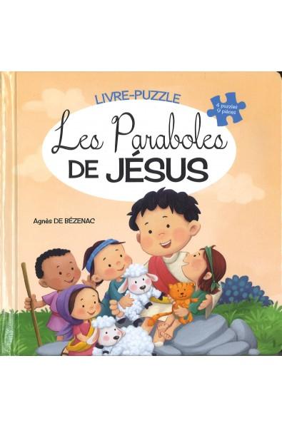 Livra-puzzle -Les paraboles de Jésus