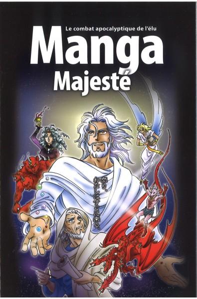 BD Manga - Majesté