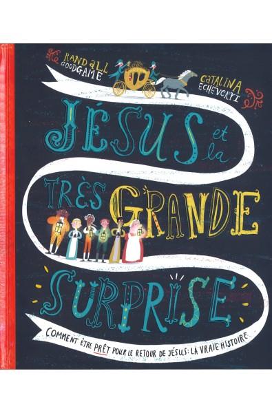 Jésus et la très grand surprise