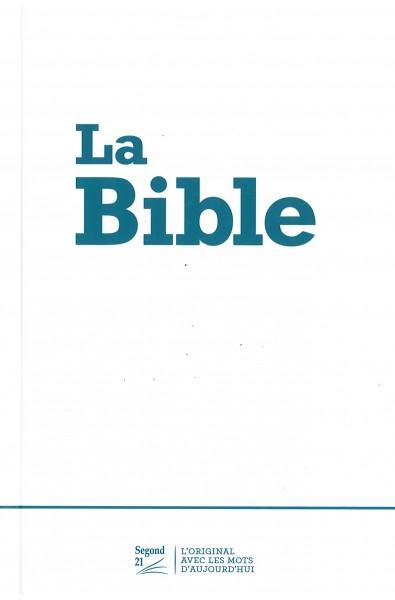 Bible Segond 21 compacte, rigide, blanche