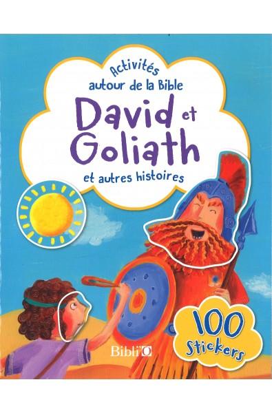 Activités autour de la Bible - David et Goliath et autres histoires