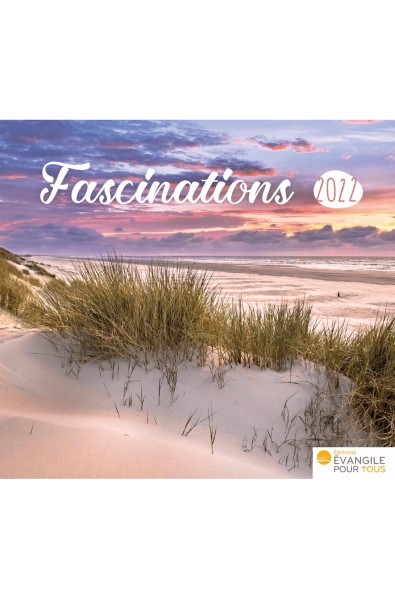 """Calendrier """"Fascinations"""" 2022"""