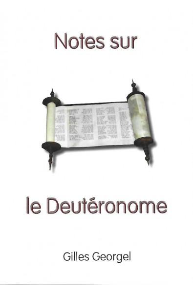 Notes sur le Deutéronome