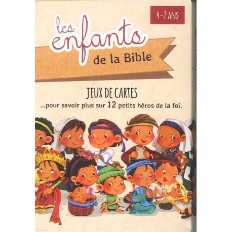 Jeux de cartes : Enfants de la Bible