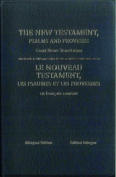 Nouveau Testament FC, bilingue français/anglais