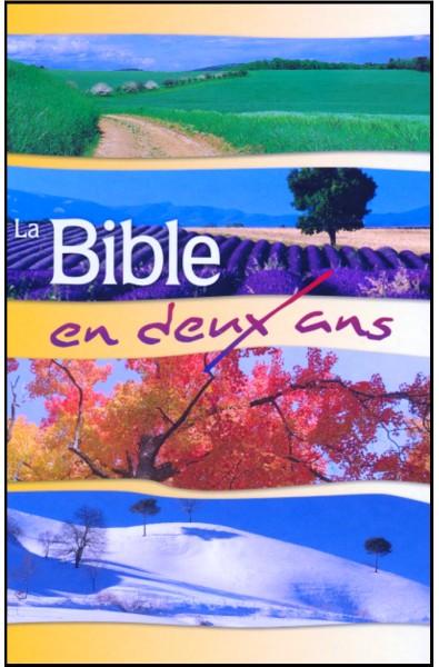 La Bible en deux ans (Version Semeur)