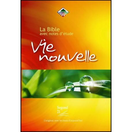 Bible Segond 21, Vie Nouvelle illustrée