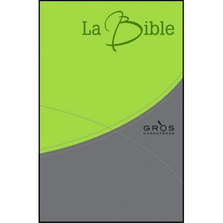 Bible Segond 21, gros caractères, souple duo